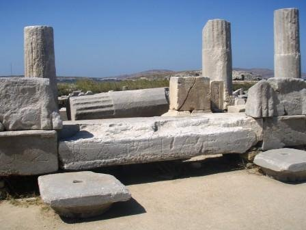Delos- Less than an hour from Mykonos