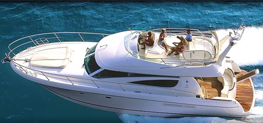 Motoryachts for Charter on Mykonos